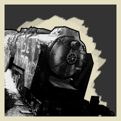 Last Stop trophy icon WWII