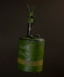S-Mine 44 menu icon WWII