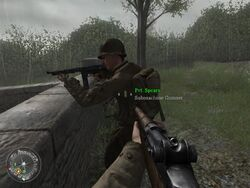 Spears CoD2