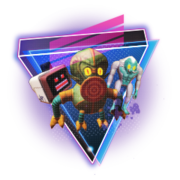Sticker Collector trophy icon CoDIW