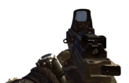 TMP Holographic Sight MW2
