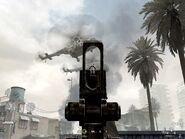 Aiming RPG at first chopper War Pig CoD4