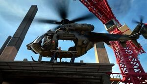 Blackout Helicopter Bo4