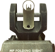 Enfield Iron Sight BO