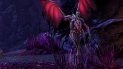 Gargoyle Flying off the Ground Awakening CoDG