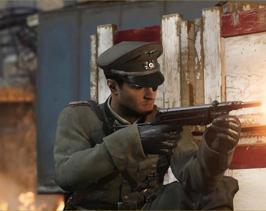 Resistance Deutsch