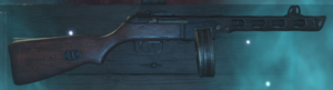 PPSh-41 Third Person BO3