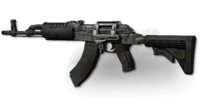 Weapon ak47 large