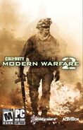 Call of Duty Modern Warfare 2 Cover