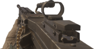 M249 SAW Red Dot Sight MWR