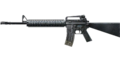 MW Weapon M16A4