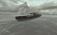 Osa-II missile boat Seatown MW3