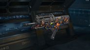 Vesper Gunsmith Model Underworld Camouflage BO3