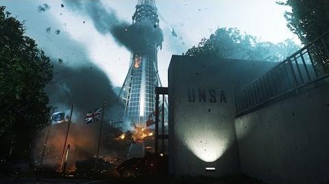 "Call of Duty® Infinite Warfare – ""Black Sky"" Gameplay"