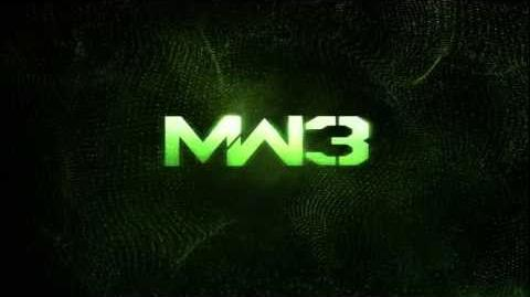 Call of Duty Modern Warfare 3 -