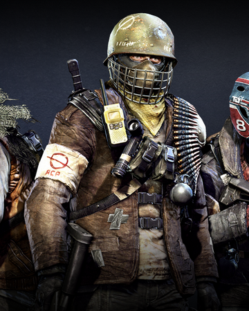 Squad Pack Resistance Call Of Duty Wiki Fandom