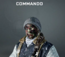 Commando (Face Paint)