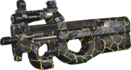 P90 Exclusion Zone MWR