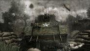 Stuart Tank The Island CoD3