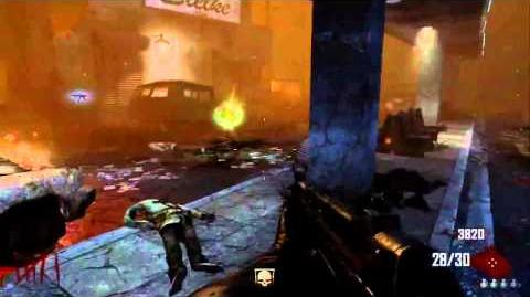 Black Ops 2 Zombies Bus Depot Gameplay! - Ray Gun In Action! (HD)