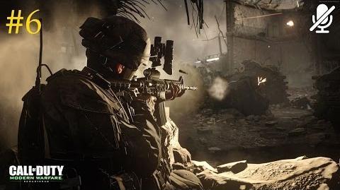 Call of Duty Modern Warfare Remastered - Болото 6