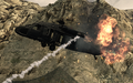 Shadow Company Blackhawk going down Just Like Old Times MW2.png