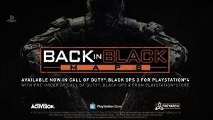 Back In Black Maps Banner