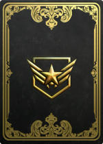 Call of Duty WWII LS card