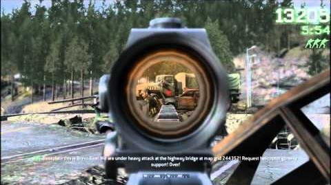 CoD4 Game Over Arcade Mode Veteran (HD)