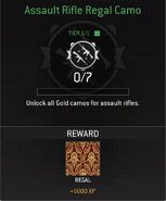 Regal Challenge Menu Icon MWR
