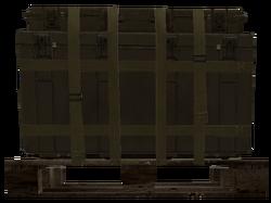 Контейнер с боеприпасами
