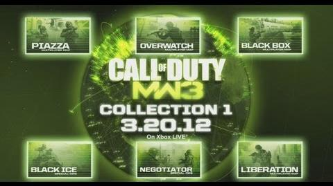 Collection 1 Launch - Official Call of Duty® MW3 DLC Trailer
