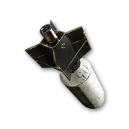 Glide Bomb Icon WW2