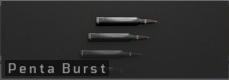 Penta Burst Operator Mod Icon BO4
