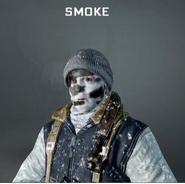 Smoke Face Paint BO