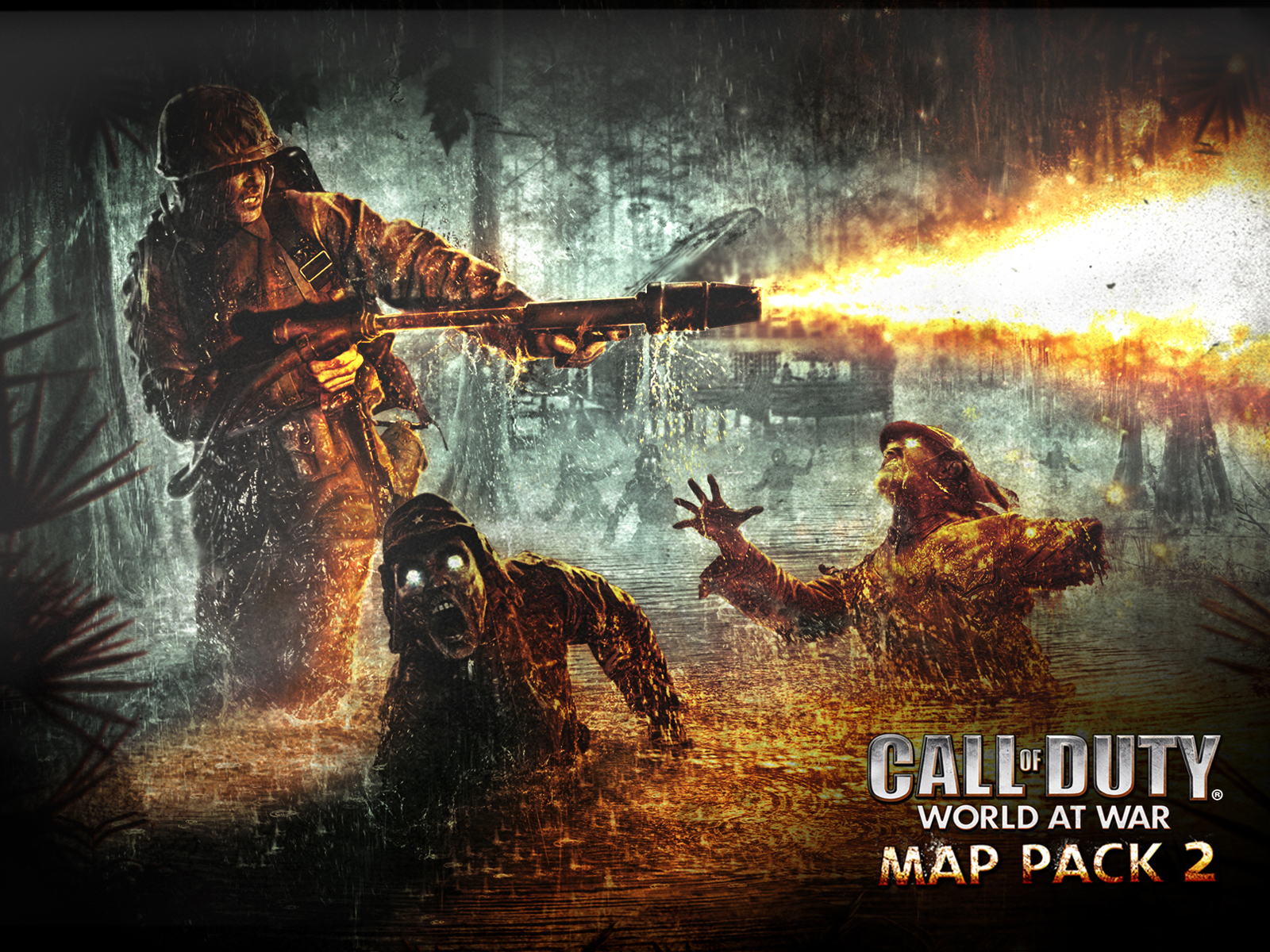 Call of Duty: World at War - Map Pack 2 | Call of Duty Wiki | FANDOM ...