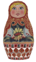 Matryoshka Doll model BO