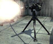 Sentry Gun firing MW3