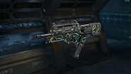Vesper Gunsmith Model Swindler Camouflage BO3