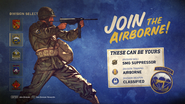 Airborne Division Selection WWII