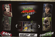 Dead Ops Arcade locked menu BOZ