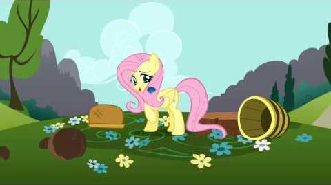 Fluttershy - You're the cutest thing ever