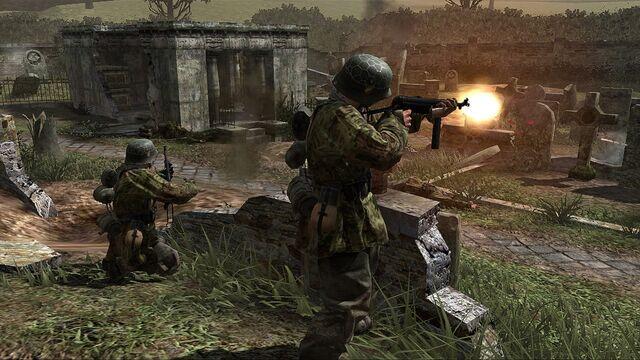 File:German soldiers fighting graveyard CoD3.jpg