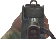 Lee Enfield Iron Sights COD