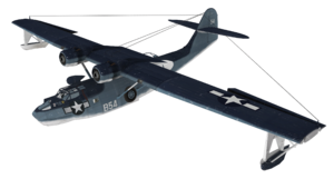 PBY Catalina model WaW