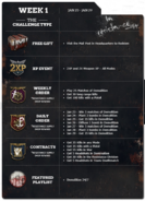 TheResistance Week1 Calendar WWII