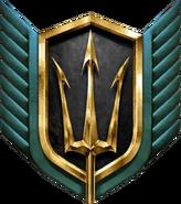 Trident Emblem MWR