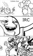 Troll bait IRC