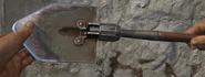 US Shovel Inspect 2 WWII