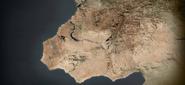 Urzikstan Map MW